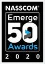NASSCOM Emerge 50 Awards 2020