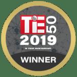 TIE50 Award 2019