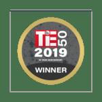 TiE50 2019 Winner