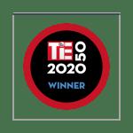 TiE50 2020 Winner