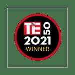 TiE50 2021 Winner